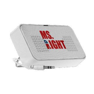 MS. RIGHT SPEAKER SYSTEM