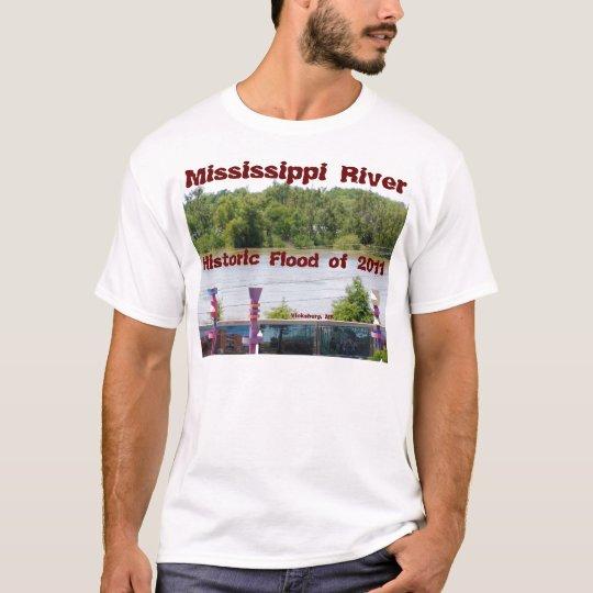 MS River Flood 2011 Shirt