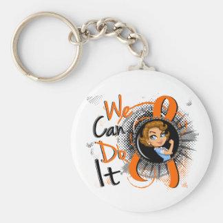 MS Rosie Cartoon WCDI.png Basic Round Button Keychain