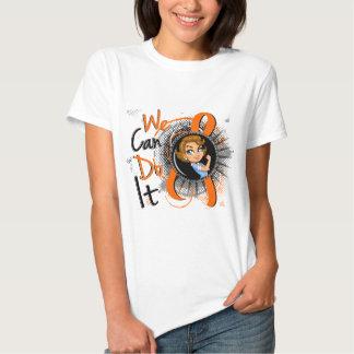 MS Rosie Cartoon WCDI.png Tee Shirt