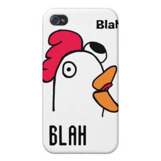 Ms Rude Chicken Head IPhone Case
