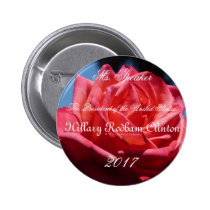 Ms. Speaker The President of the United States 2 Inch Round Button