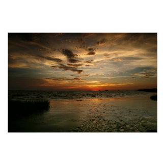 MS Sunset Print