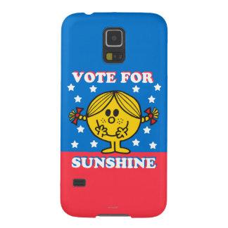 Ms. Sunshine Election - Vote For Sunshine Galaxy S5 Case