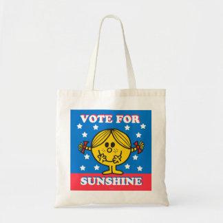 Ms. Sunshine Election - Vote For Sunshine Tote Bag