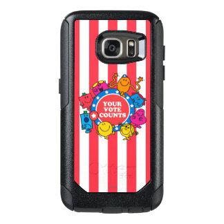 Ms. Sunshine Vote For Me Banner 3 OtterBox Samsung Galaxy S7 Case