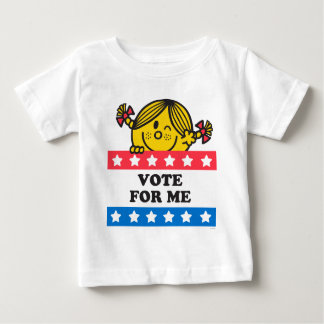 Ms. Sunshine Vote For Me Banner Baby T-Shirt