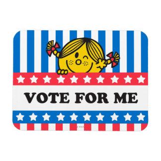 Ms. Sunshine Vote For Me Banner Magnet