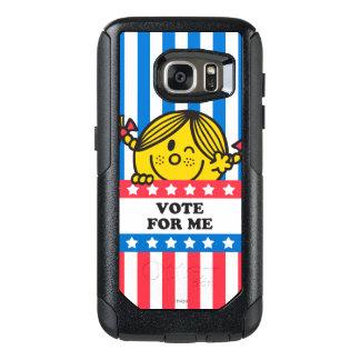 Ms. Sunshine Vote For Me Banner OtterBox Samsung Galaxy S7 Case