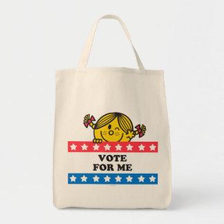 Ms. Sunshine Vote For Me Banner Tote Bag