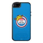 Ms. Sunshine - Vote For Me OtterBox iPhone 5/5s/SE Case