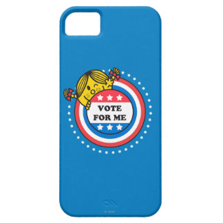 Ms Sunshine - voto para mí iPhone 5 Funda