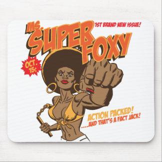 Ms Super Foxy Alfombrilla De Ratones