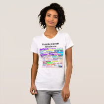 MS Symptoms T-Shirt