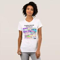 MS Symptoms T-Shirt