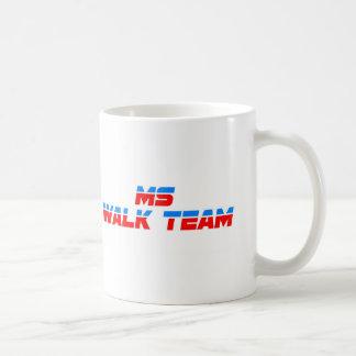 MS Walk team Coffee Mug