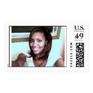 Ms. Walker!! Postage Stamps