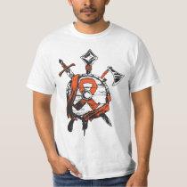 MS Warrior Shield T-Shirt