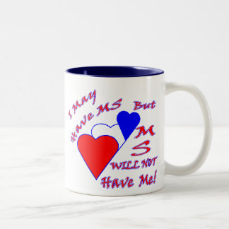MS will NOT have ME RWB Two-Tone Coffee Mug