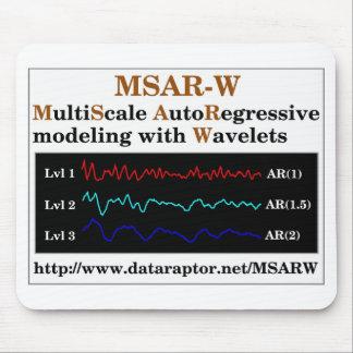 MSAR-W Main Logo Mousepad