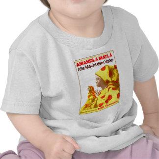 MSB South Africa 1977 Tshirts