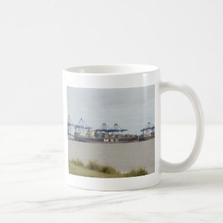 MSC Container Ships Coffee Mug