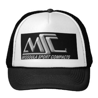 MSC Logo Trucker Hat