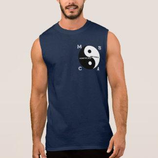 MSCA Serpiente contra la grúa Camiseta