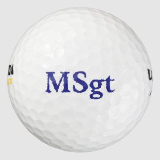 Msgt Golf Balls