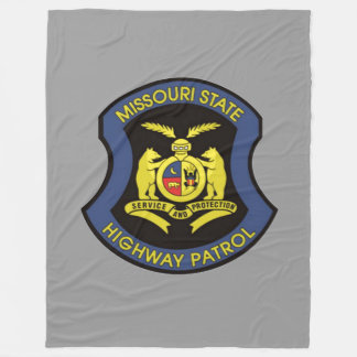 MSHP FLEECE BLANKET
