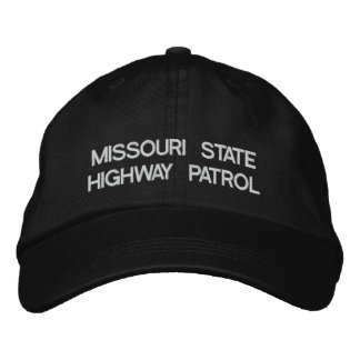 MSHP Personalized Adjustable Hat Embroidered Baseball Cap
