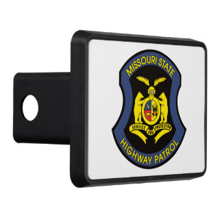 mshp tow hitch cover