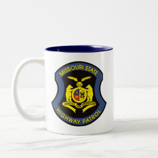 MSHP Two-Tone COFFEE MUG