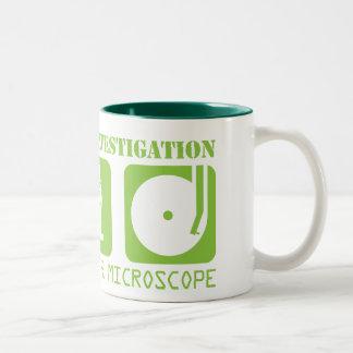 MSI: Microscope Icon Mug