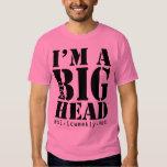 MSI: Pink Big Head Tee