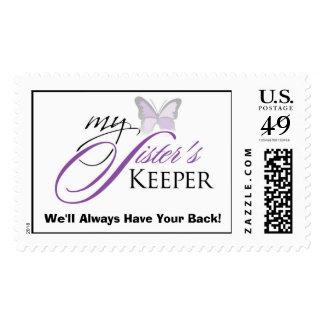 MSK Logo 07, We'll Always Have Your Back! Stamps