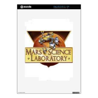 MSL PROGRAM LOGO iPad 2 SKIN