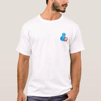 MSN blocked T-Shirt