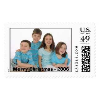 mso6A955, Merry Christmas - 2006 Postage Stamp
