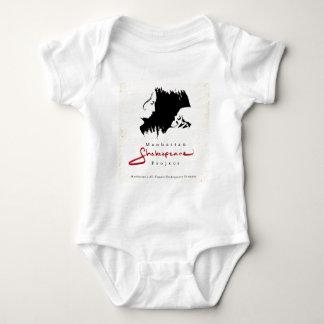 MSP Logo Clothing Baby Bodysuit