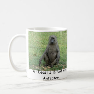 MST3K At Least I'm Not An Anteater Classic White Coffee Mug