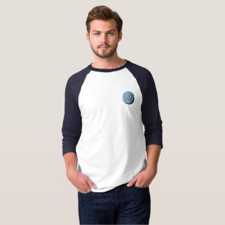 MST3K Moon Baseball T-Shirt (Navy)