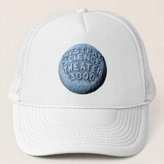 MST3K Moon Hat (White)