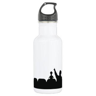 MST3K Silhouette Water Bottle