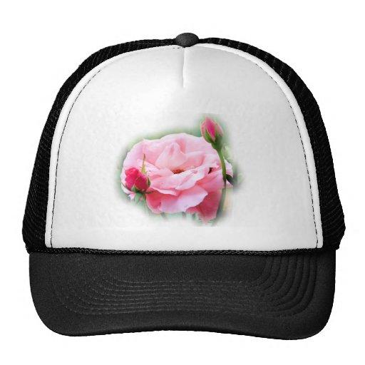 mst color de rosa 12 x 11 gorras de camionero