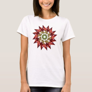 Mstar Autumn Flower T-Shirt