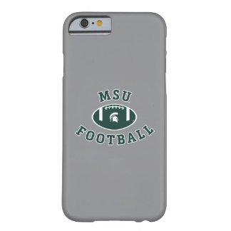 MSU Football | Michigan State University 4 Barely There iPhone 6 Case