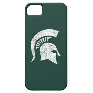 MSU Spartan Distressed iPhone SE/5/5s Case