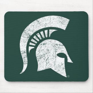 MSU Spartan Distressed Mouse Pad