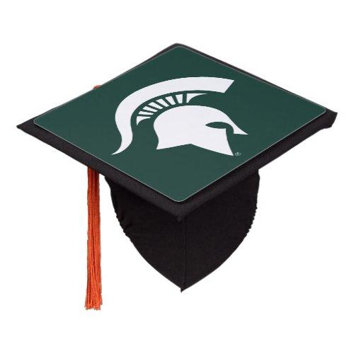 MSU Spartan Graduation Cap Topper